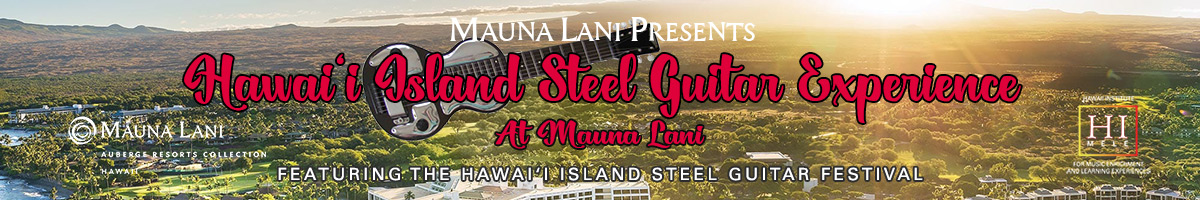 Hawai'i Steel Guitar Festival